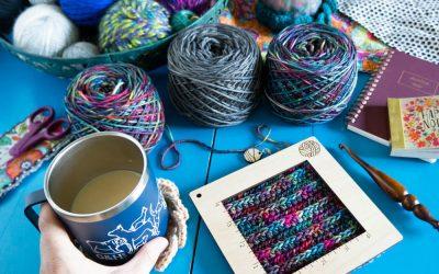 Free Crochet Tutorial – 3rd loop